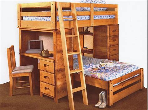 Bunk Bed With Desk And Dresser by Bunk Beds For Boys Room From Cardi S Furniture 800