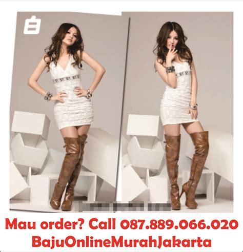 Dress Lace Warna lace dress warna putih baju murah jakarta