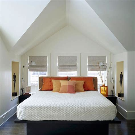 bedroom with slanted ceiling slanted ceilings around the house pinterest