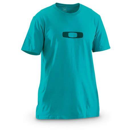oakley square me t shirt imperial blue free uk delivery oakley square me t shirt 582915 t shirts at sportsman s