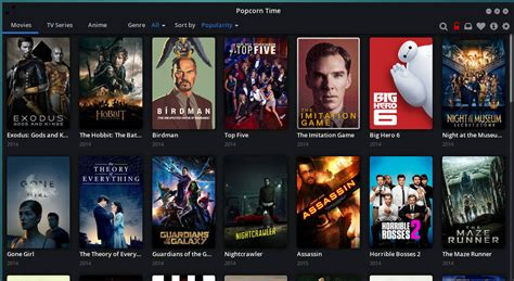 film streaming moviz watch favorite movies tv shows online using quot popcorn time