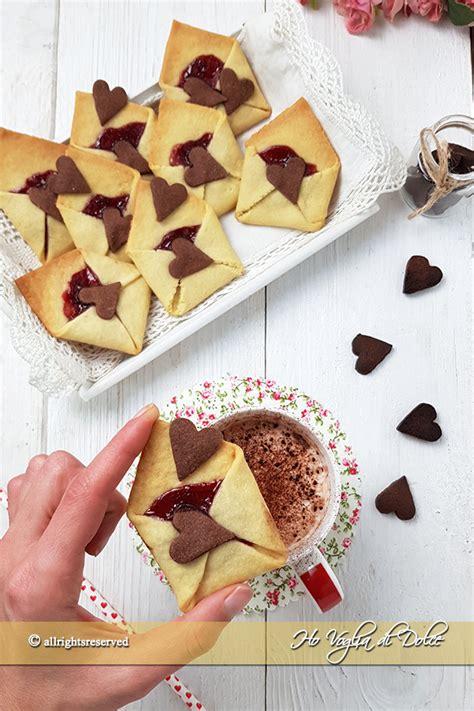 biscotti lettere biscotti lettera d ricetta san valentino ho voglia