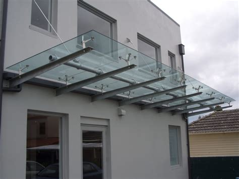 Glass Awnings Canopies by Types Of Glass Canopy Fixings Why Each Is Used Ecotech