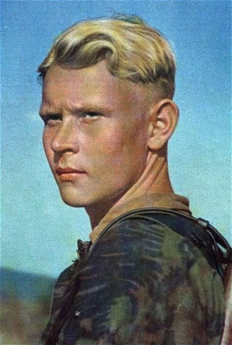 ww2 american military haircut quot german soldier from ww2 with an undercut c 1939 1945