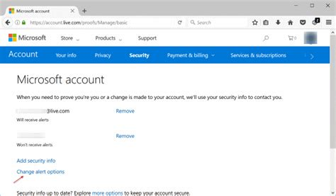 Central Access Detox Toronto Phone Number by How To Change Your Microsoft Account Phone Number