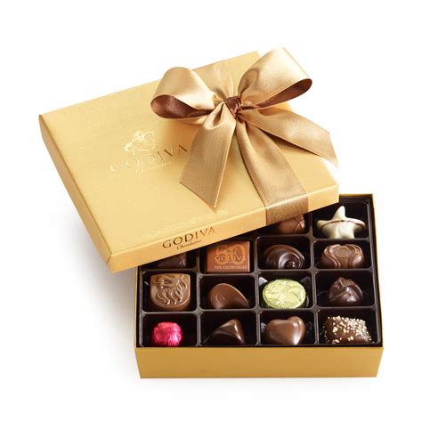 godiva chocolate godiva s ballotin box is the ultimate in luxury incentive