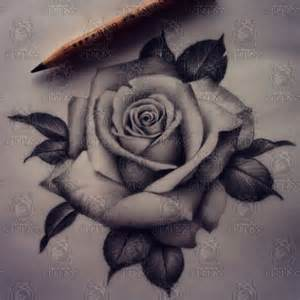 45 Beautiful Rose Tattoo Designs For Women And Men » Ideas Home Design