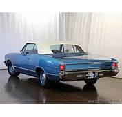 Convertible 1967 Chevrolet Chevelle Malibu 24100 Miles