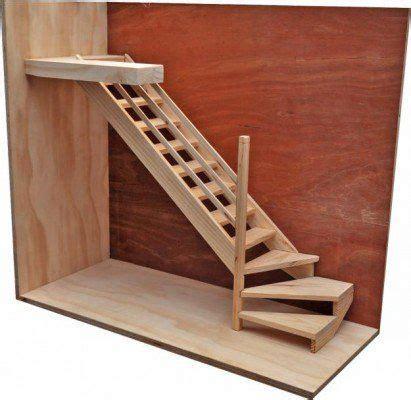 como hacer una escalera de canas m 225 s de 25 ideas fant 225 sticas sobre escaleras de madera en