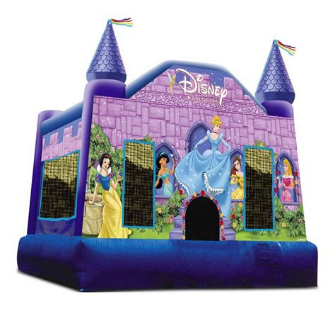 Disney Princess Bounce House In Phoenix Peoria Scottsdale And Glendale Az
