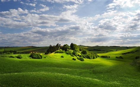 the tuscany valley 1920 x 1200 nature photography