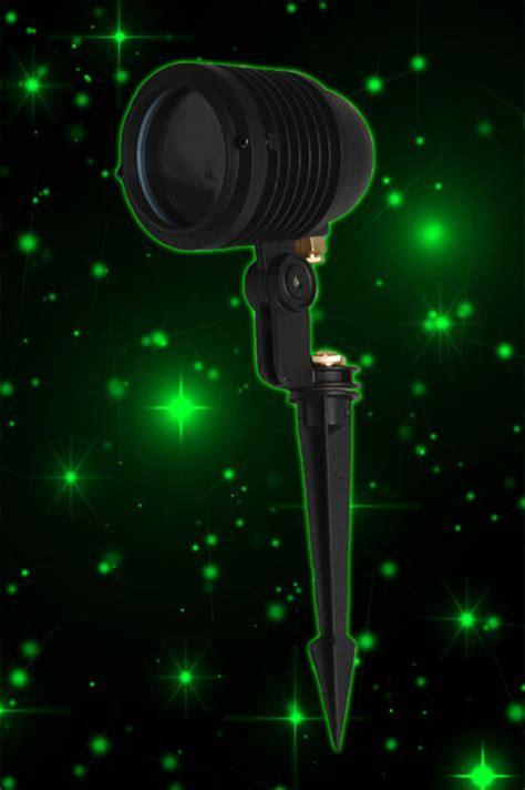 green blisslights spright  door firefly laser