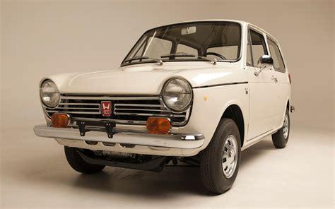 is honda american honda s fully restored serial one automobile in america