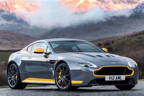 used aston martin prices aston martin vantage coupe from 2005 used prices parkers