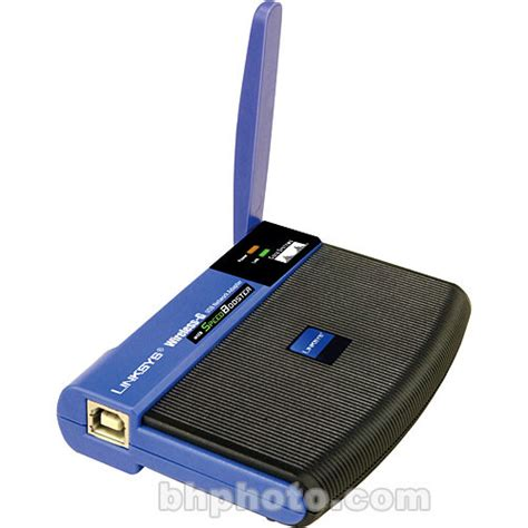 Usb Wifi Adapter Linksys linksys wireless g usb network adapter with speedbooster
