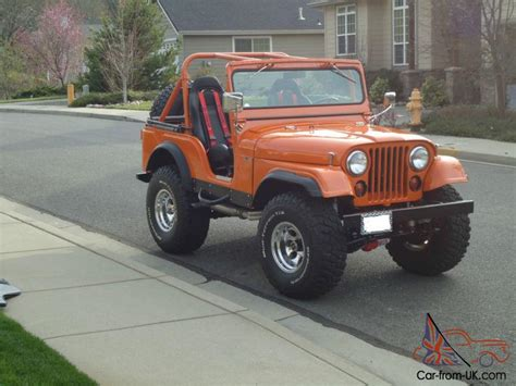vintage willys jeep vintage 1958 willys jeep cj5