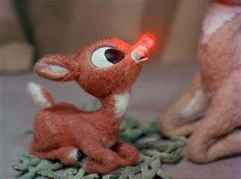 rudolph red nosed reindeer characters