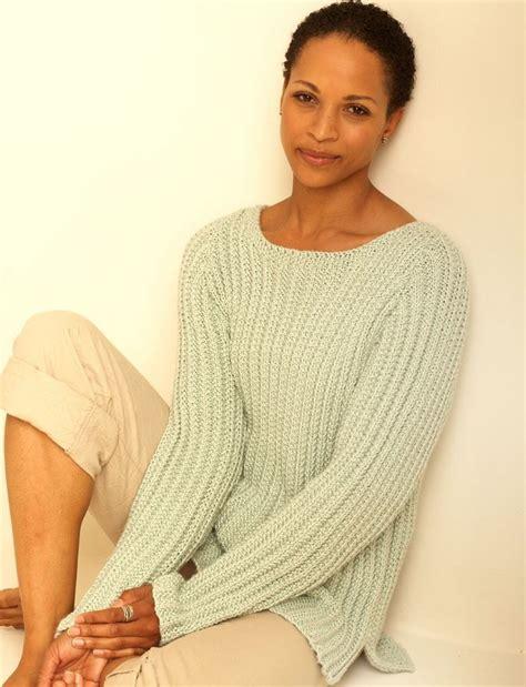 free knitting pattern hair net easy casual pullover allfreeknitting com