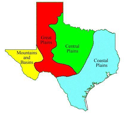 plains of texas map mcandrewregionsoftexas licensed for non commercial use only mcandrew fourth grade regions