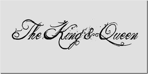 the king and queen font by iloveps on deviantart