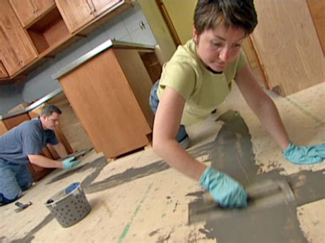 how to prepare a subfloor for terrazzo tile how tos diy