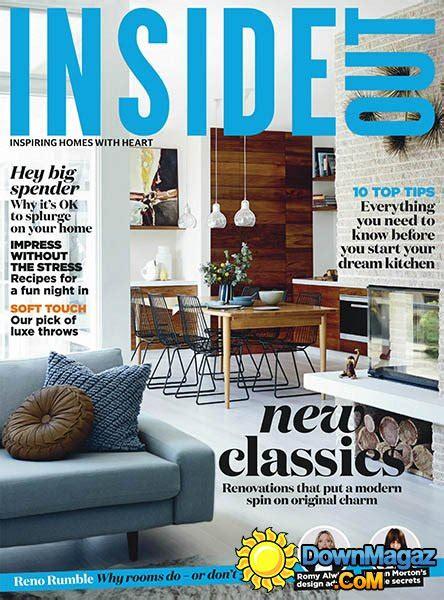 home decorating magazines australia inside out australia july 2015 187 download pdf magazines