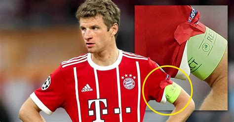 thin arms thomas mueller   problem  uefas