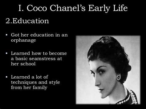 coco chanel life biography coco chanel