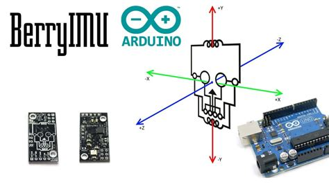 arduino gyroscope tutorial berryimu code for arduino accelerometer gyroscope and