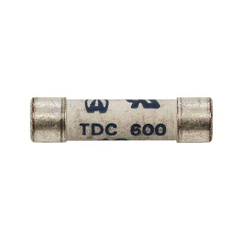 10 600v Ceramic Fuse - tdc10 10a 600v multimeter fuse 6 3mm x 25 4mm ceramic