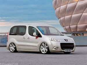 Peugeot Partner Tuning Peugeot Partner Tepee Tuning