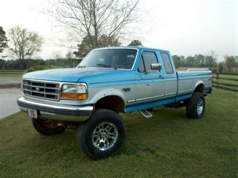 1993 Ford F250 by 1993 Ford F250 With A 460 Big Block V8 Ford F150 Forum