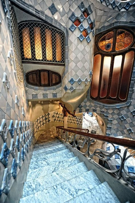pin by antoni millson on int pinterest casa batll 243 obra de antoni gaud 237 barcelona modernismo