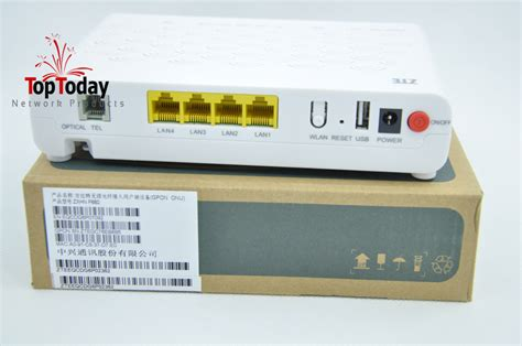 Modem Zte Gpon Ont F660 zte無線gpon onu 4ge 2ポット 無線lan usb zxhn f660 光ファイバー設備 製品