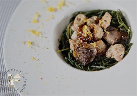 cucinare tonno fresco tonno fresco in salsa agrodolce ricetta