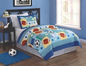 Soccer Bedding Sets Sports Baseball Basketball Football Soccer 2pc Quilt