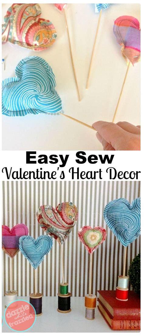 fabric hearts ideas  pinterest shabby chic