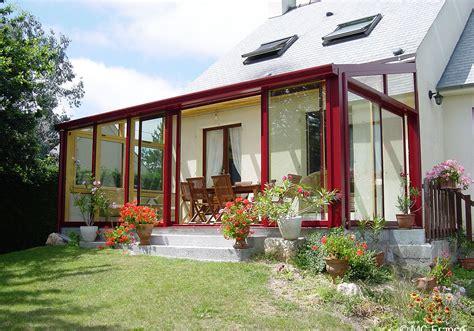aluminium veranda v 233 randas mixtes bois aluminium autres produits