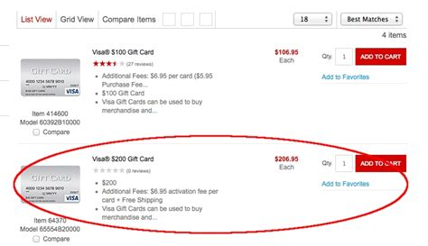 Order Visa Gift Card - 200 visa gift cards online at office supply store mommy points