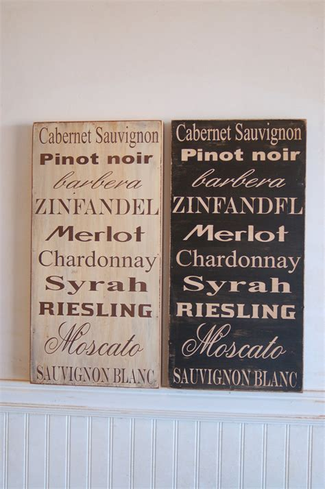 distressed wood wine distressed wine signs home design and decor reviews