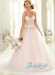 blush colored wedding gowns blush colored bridal gowns and 2016 2017 fashion gossip