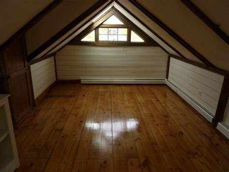 attic converted to bedroom attic conversion traditional bedroom boston by baudo builds