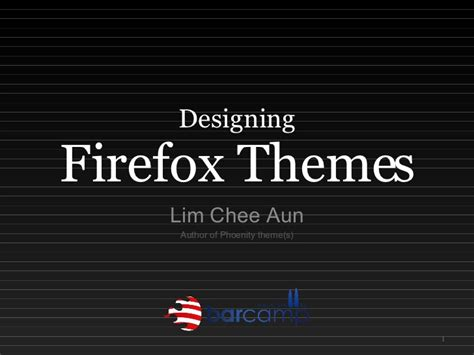 firefox themes not loading designing firefox themes