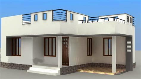 drawing of normal house 3 bedrooms and 146 square meters