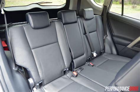 Toyota Rav4 Seating 2015 Toyota Rav4 Cruiser Diesel Review