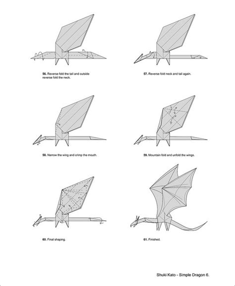 Origami Advanced Diagrams - origami advanced www imgkid