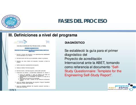 Abet Self Study Report Template Capacitacion Ceaaces Modelo Abet Taller 2