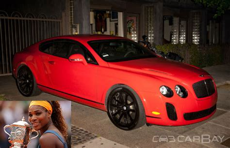 Serena Auto by Us Open Tennis 2015 Top Seeds And Their Cars