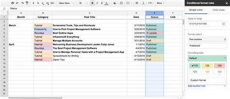 Excel Spreadsheet To Google Calendar