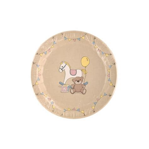 Baby Shower Paper Plates by Rock A Bye Baby Shower Paper Plates Baby Shower